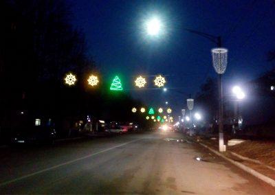Оргеев. Новый Год 2015-16г