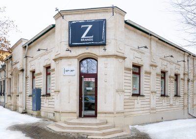 Z Brands  ул. Триколорулуй