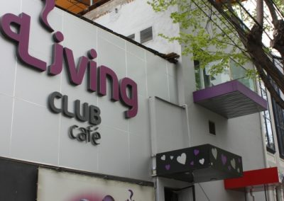 Living Club Cafe