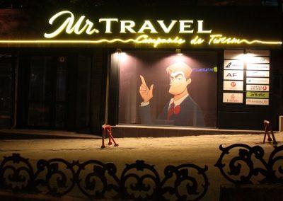 Mr. Travel агентство по туризму, бульвар Негруцци.